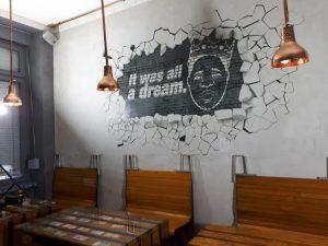 Noble Burger Restaurant